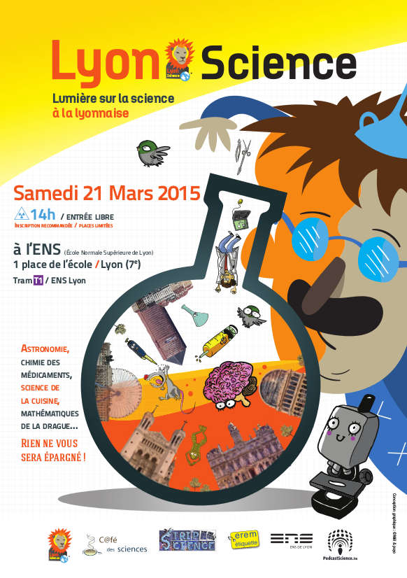 Lyon Science 2015