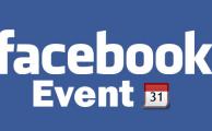 L'événement Facebook est en route