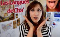 Intervenante 2017 : Charlotte des Langues de Cha' !