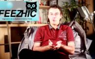 Intervenant 2017 : Feez Hic de la chaîne Feez Hic, Vulgarisation et SF !